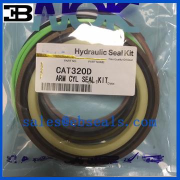 Caterpillar CAT320D Excavator Arm Hyd Cylinder Seal Kit-Koko